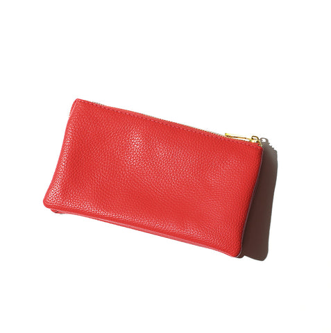 Proya Three Way Convertible Clutch Red
