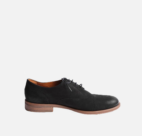 Salvatore Oxford Nubuck
