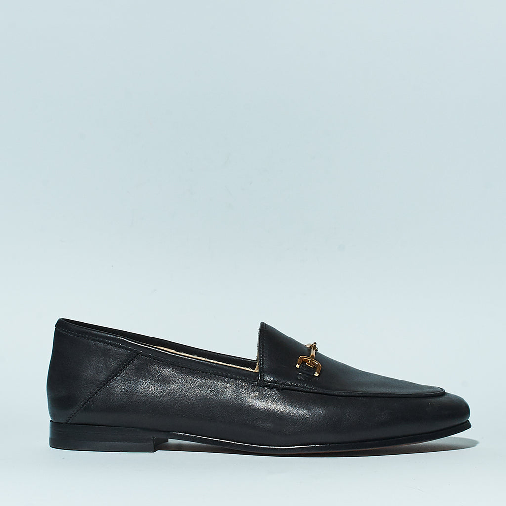 LORAINE LOAFER - BLACK