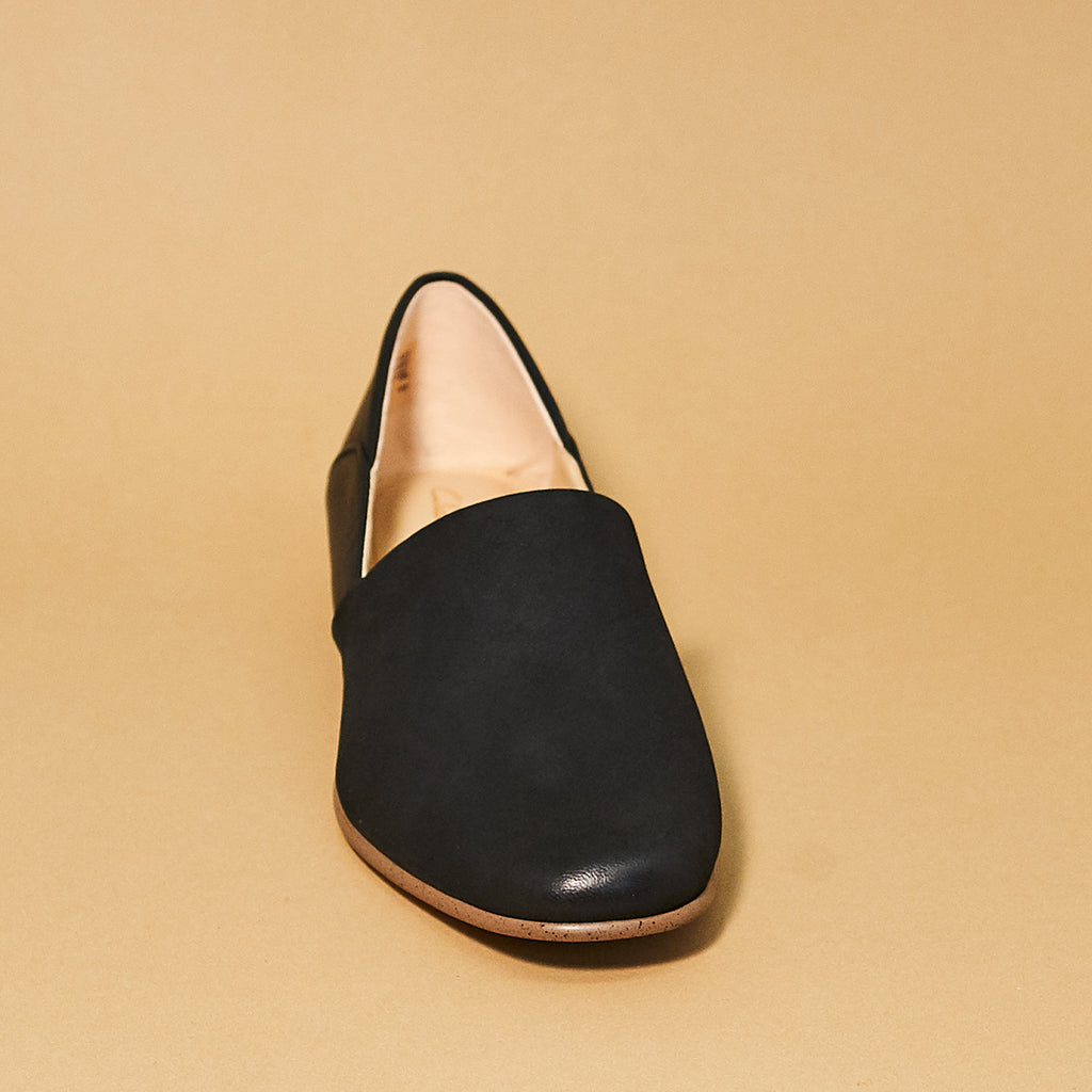 Puretone by Clarks in black - Shoe Market NYC