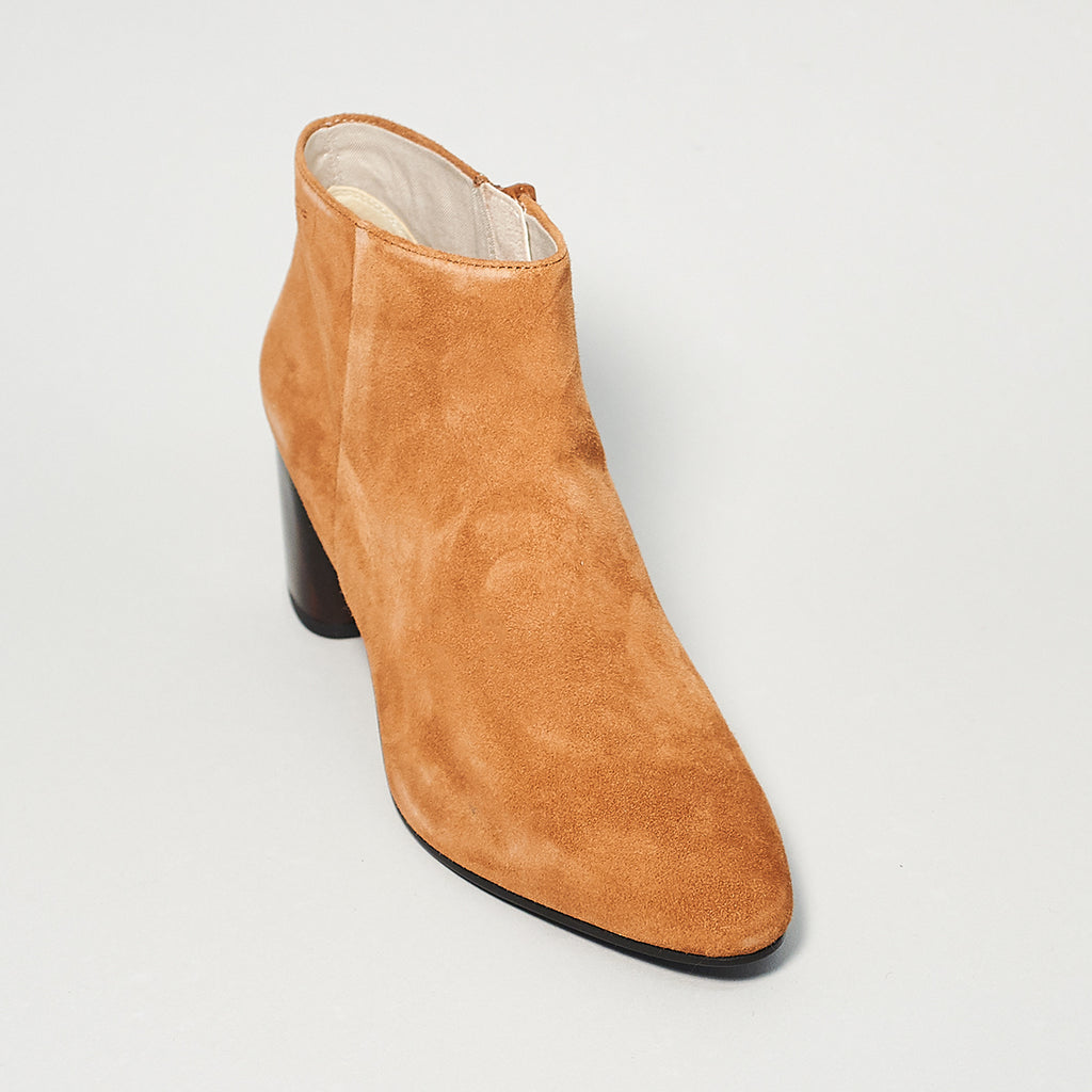 Eve boot by Vagabond Shoe Makers in Nougat - Shoe Market NYC