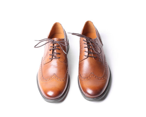 Salvatore Oxford Brougue - Shoe Market NYC