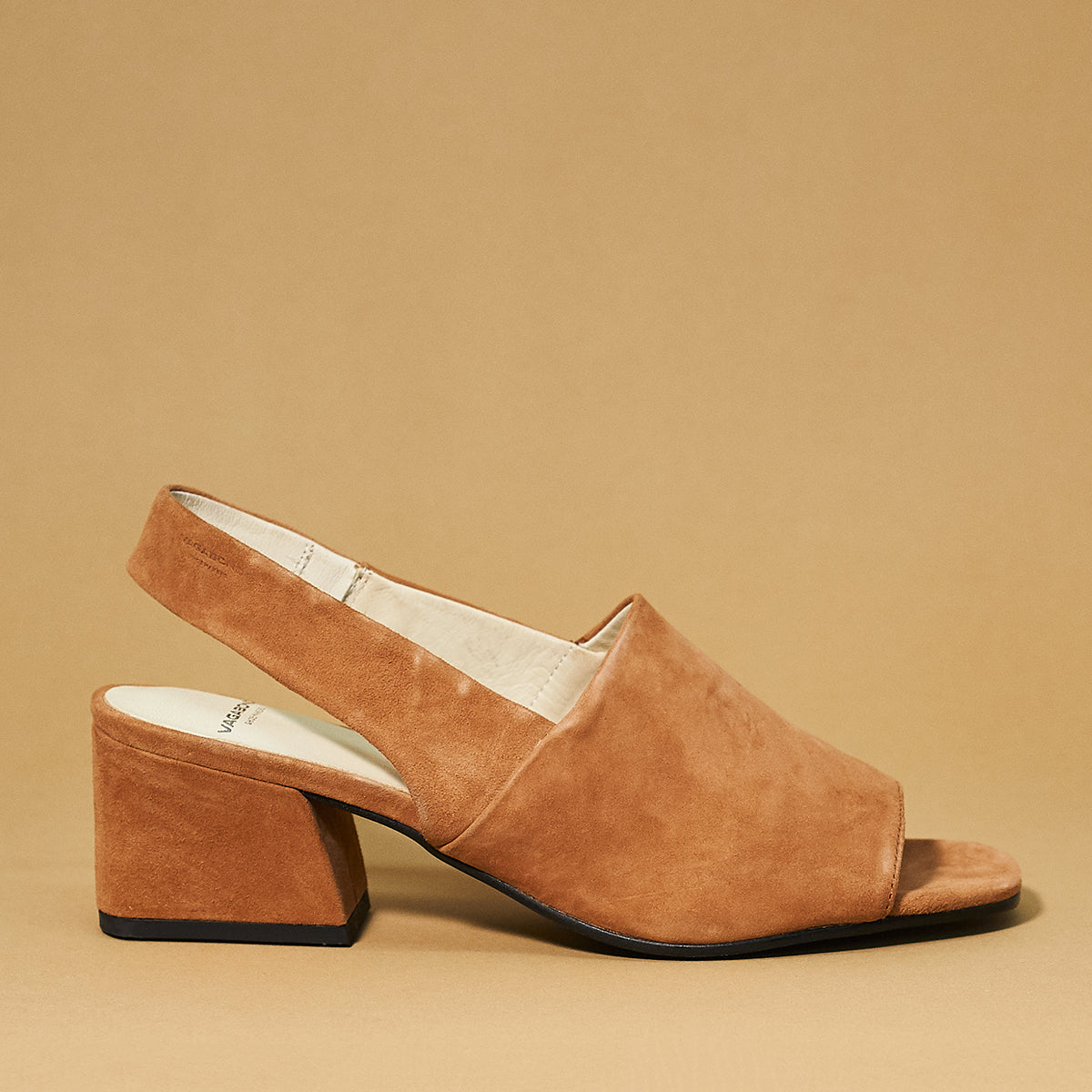 5d4b7a85ab Elena slingback by Vagabond Shoe Makers in Nougat. Size Charts