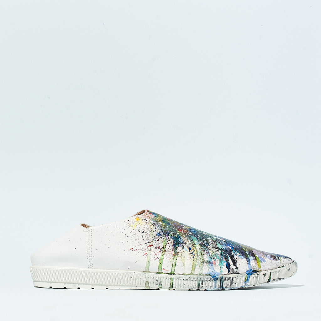 VISION PAINTED SLIP ON - 42