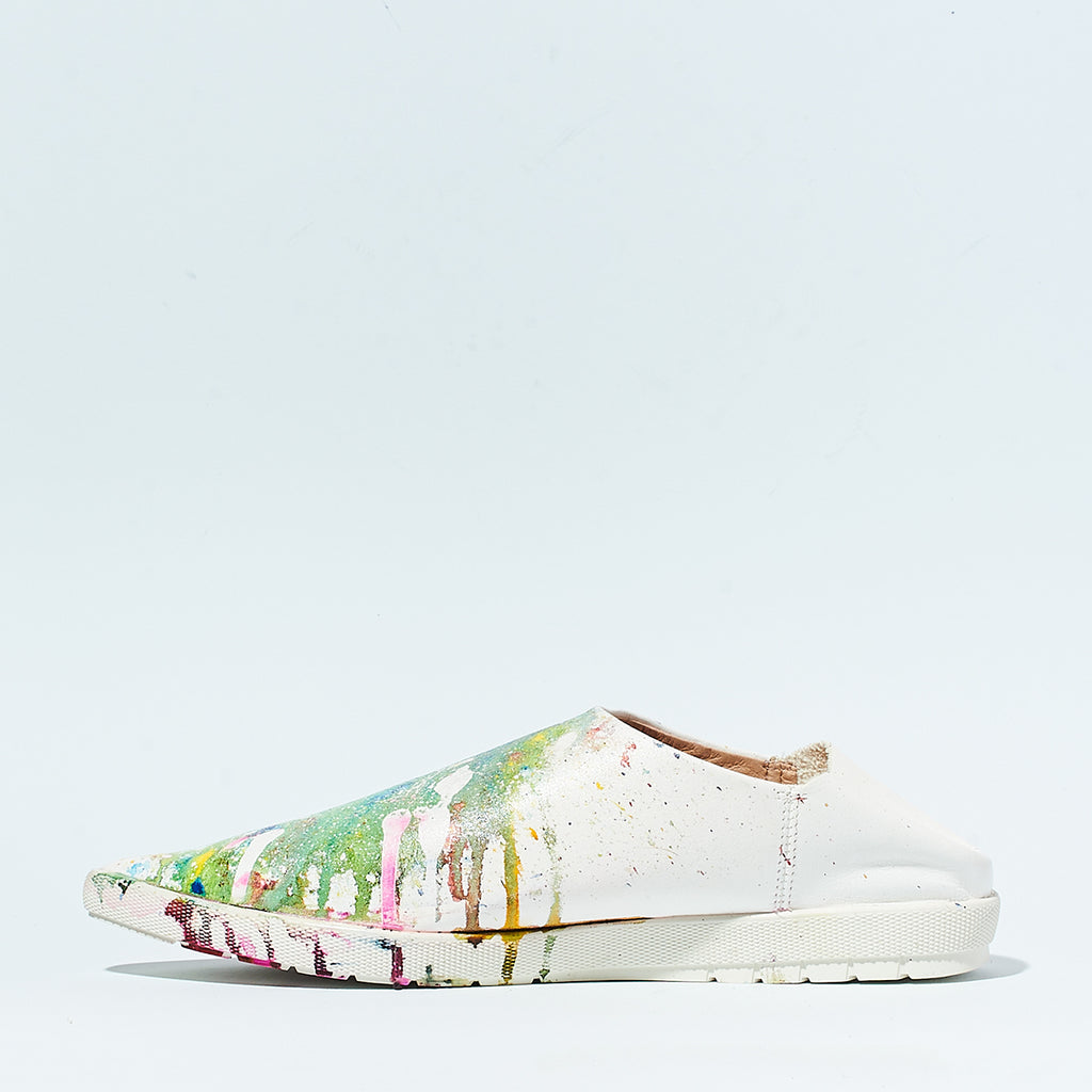 VISION PAINTED SLIP ON - 40