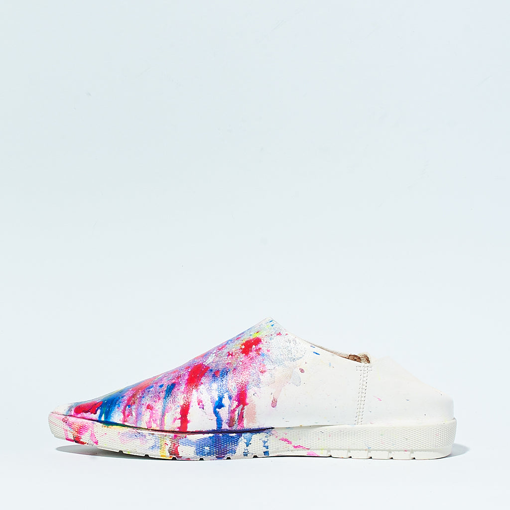 VISION PAINTED SLIP ON - 37