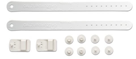 HEEL STRAP KIT - WHITE