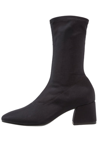Vagabond Alice Boot Black Stretch