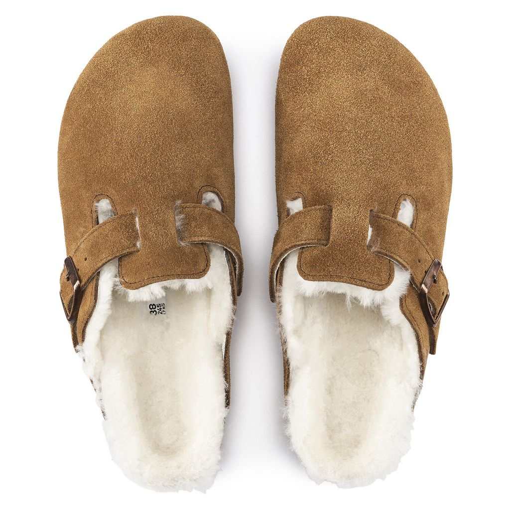 BOSTON SHEARLING - MINK