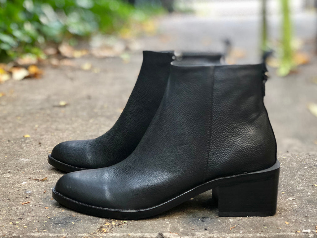 Vince boot by Silent D