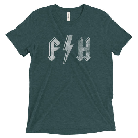 F/H Men's Tri-Blend Short sleeve t-shirt
