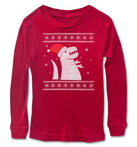 Dino FairIsle Long Sleeve
