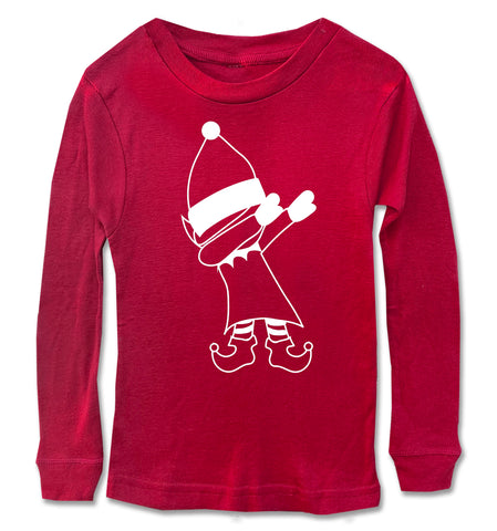 Elf Dabbing Long Sleeve