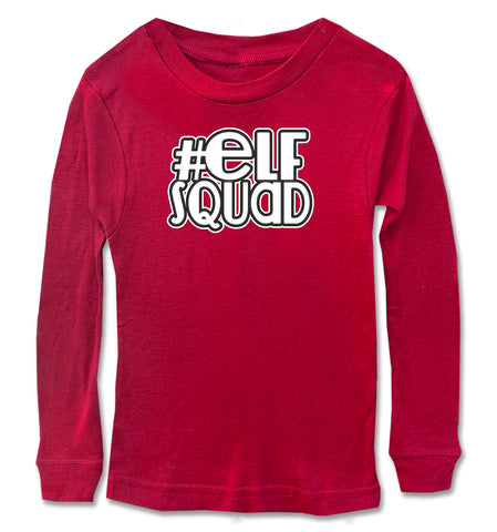 Elf Squad Long Sleeve