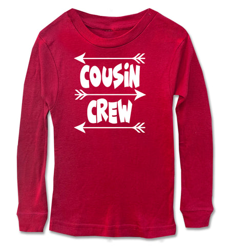 Cousin Crew Arrows Long Sleeve