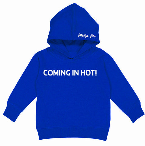 RC-Coming In Hot Hoodie, Royal (Toddler, Youth)