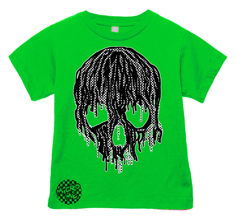 Micro Logo Unisex Tee-Green (Infant, Toddler, & Youth)