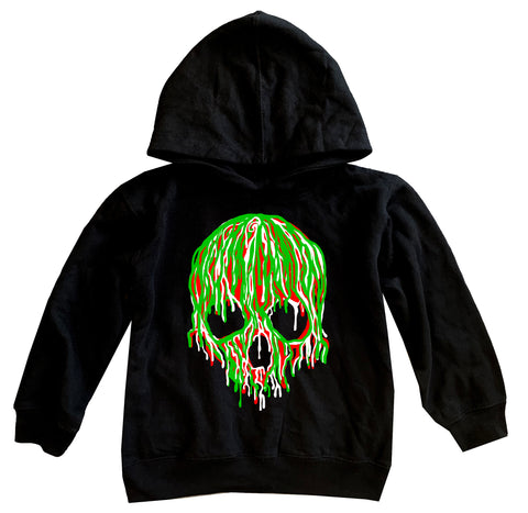 ****Day 12-Adios 2020 Hoodie, Black (Toddler, Youth, Adult)