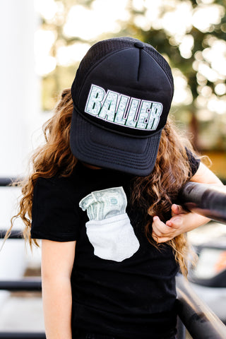 Baller Hat, Child Size
