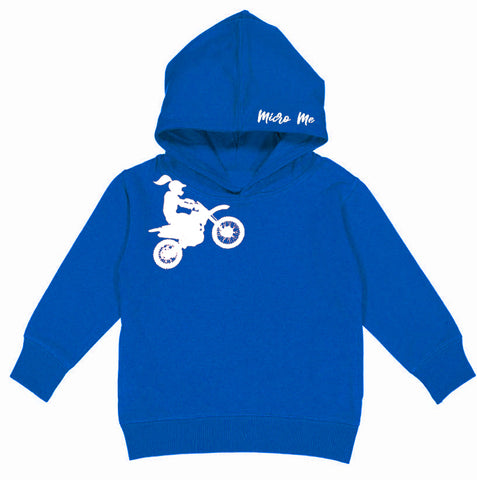 RC-Motogirl Hoodie, Royal (Toddler, Youth, Adult)