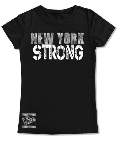 ADULT State Strong Fitted Tee Shirt