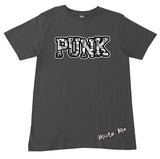 URB-Urban PUNK Tee, Charcoal (Infant, Toddler, Youth)