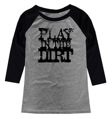 Play in Dirt Raglan, GB(Toddler, Youth)