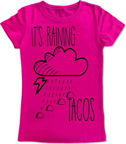 HM-Mind Raining Tacos Fitted Tee (Infant, Toddler, Youth)