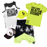 Beach Hunk Tank-(4-12Yrs)