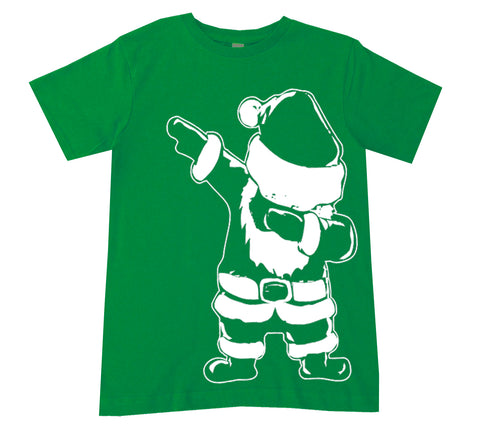 CHR-Santa Dab Tee, Green (Infant, Toddler, Youth)