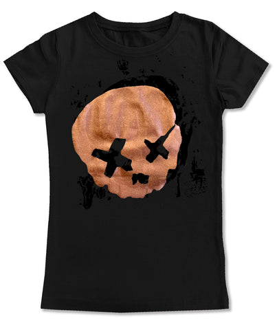 Cobain Skull Fitted Tee, Black (Infant, Toddler, Youth)