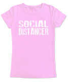 Social Distancer Fitted Tee