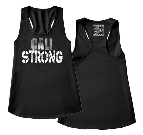 State Strong Racerback Tank