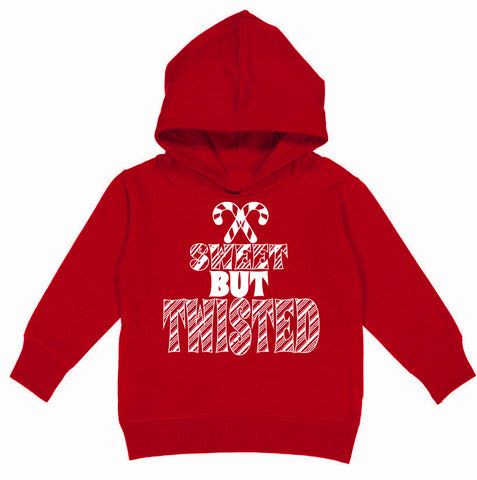 CHR-Sweet But Twisted Hoodie, Red (Toddler, Youth)