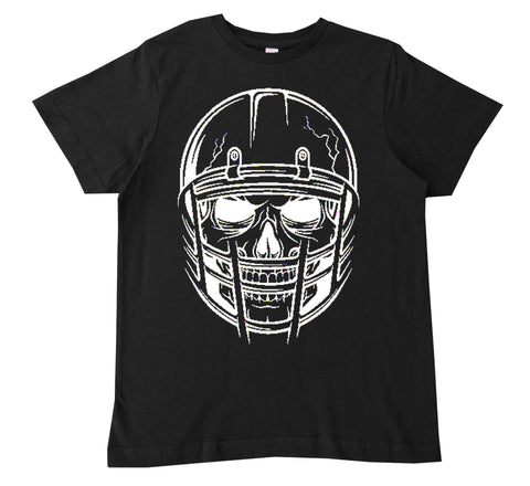 HM-Football Skeleton Tee, Black (Infant, Toddler, Youth)