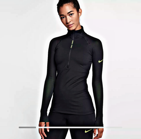 Women's Nike Long-sleeved Compress