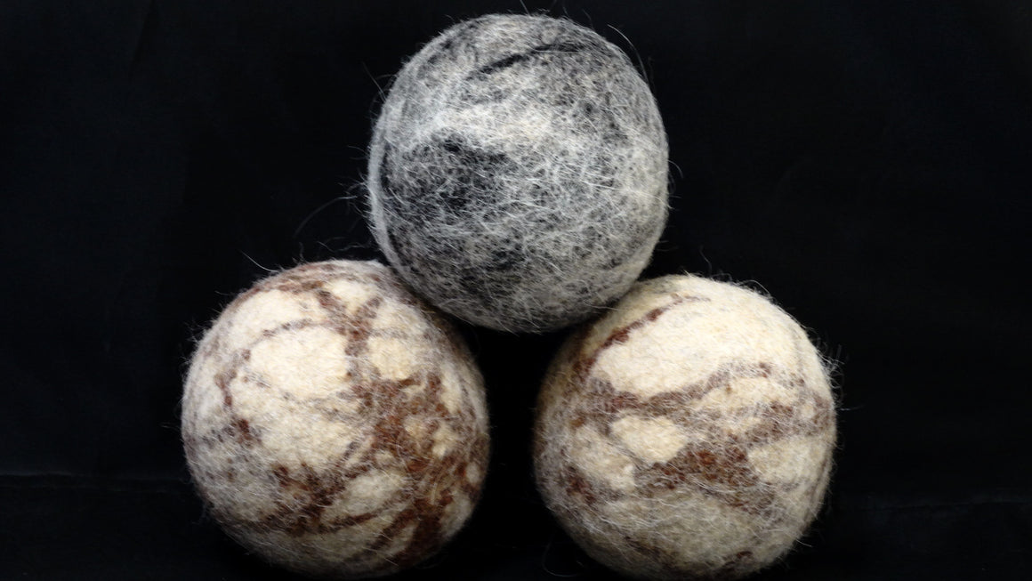 Alpaca Dryer Balls