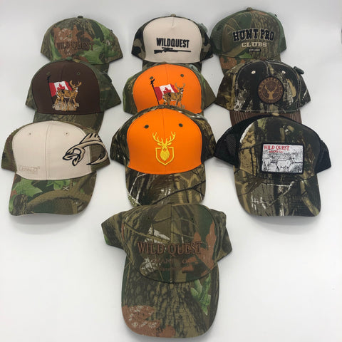 Hunting Hat(24ea/box-WholeSale Price : $10.00/ea)-Retail Price : $19.99/ea