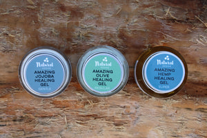 Amazing Natural Ozone Healing Gel - 3 kinds