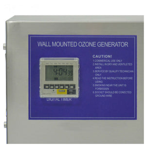 OZOCLEANSE-WM10 Wall Mountable Air Ozone Generator - 10 G