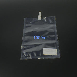 750 ml reusable ozone insufflation bag