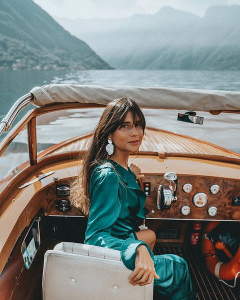 Summer in Lake Como