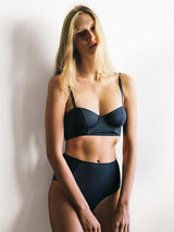 Harper Mid Brief in Ink | Lonely Label | Finding Rosie Lingerie Shop
