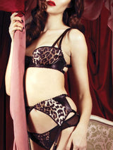 Capulet Suspender Belt - Finding Rosie Lingerie Boutique - 2