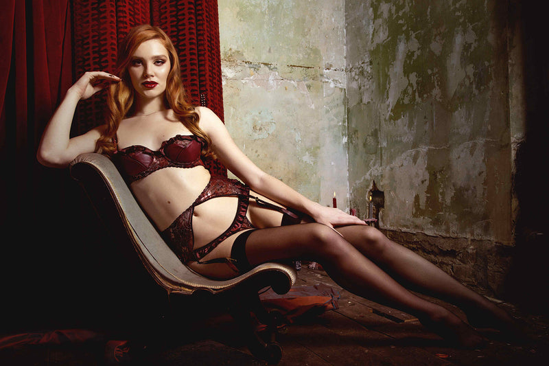 Loveday London Lingerie Juliet Collection