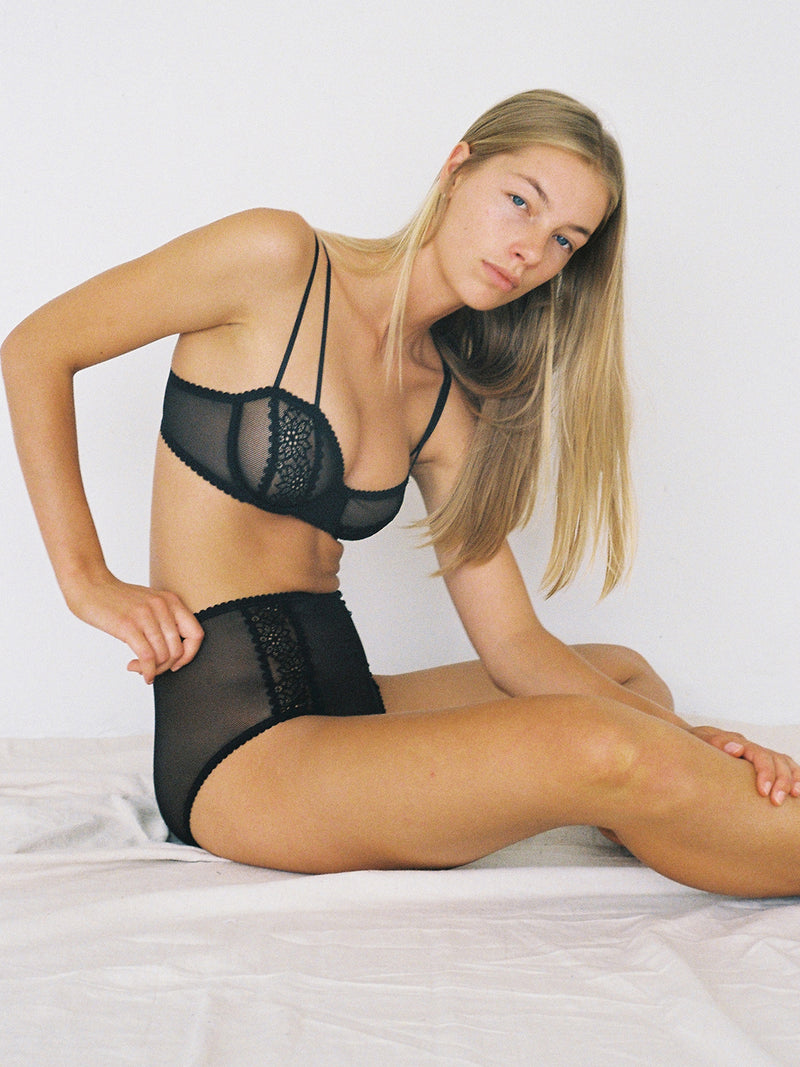 Buy Rumi high-waist underwear by Lonely lingerie