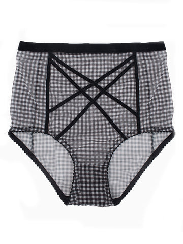 Nyane High-Waist Brief