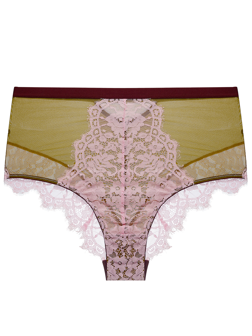 Estee High-Waist underwear by Dora Larsen