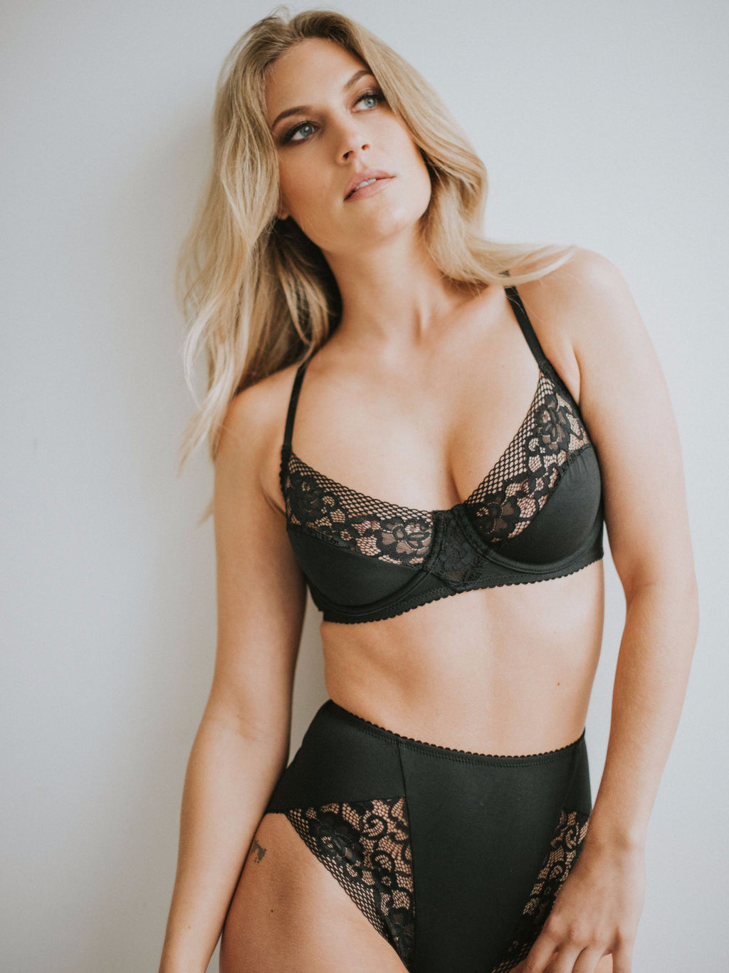 Odette Bra | Bamboo fabric lingerie by Lonely
