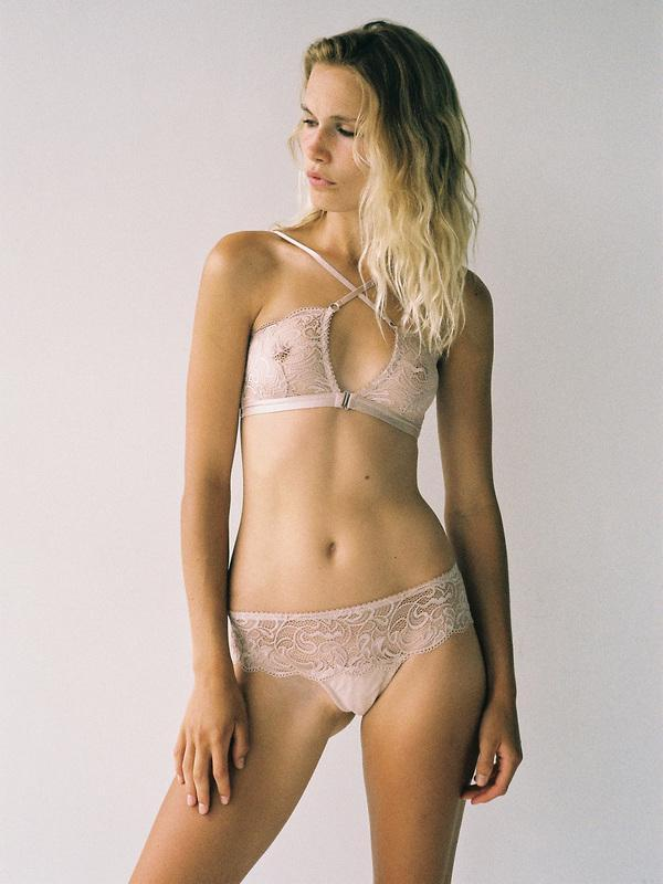Lonely lingerie Penny French Brief